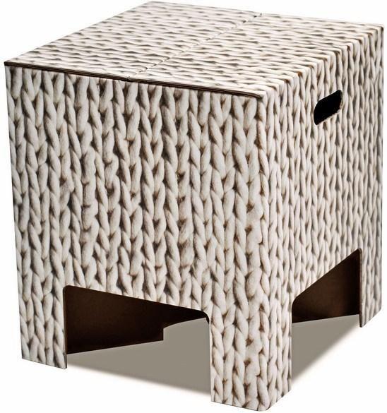 Kruk vouwkruk Wool - Dutch Design Chair