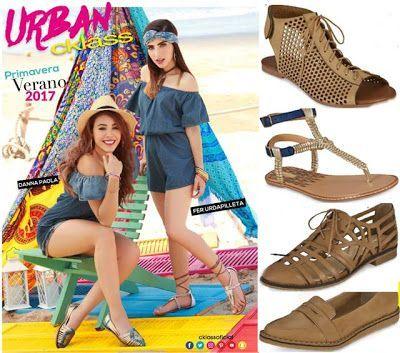 Zapatos Cklass Urban PV-2017. Zapatos de moda teens y juvenil para la primavera verano