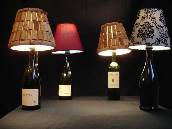 Die besten 25+ Wein deko Ideen auf Pinterest Wein Geschenke - deko gartenparty selber machen