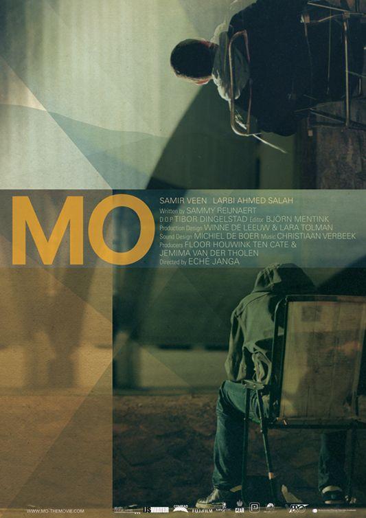 'MO' film poster | Designer: Ines Cuesta