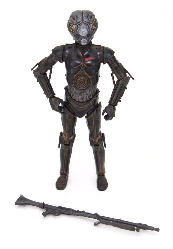 "Star Wars Black Series 4-Lom Bounty Hunter 6/"" inch Action Figure Hasbro Loose"