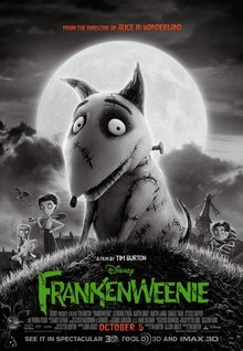 This new Tim Burton movie looks cute as heck - a fun option for Halloween...