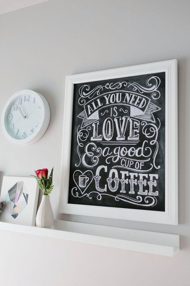 25+ Unique Chalkboard Art Kitchen Ideas On Pinterest   Chalk Board,  Chalkboard And Its Always