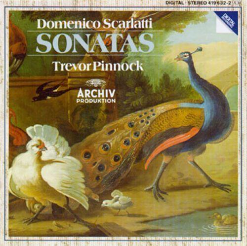 Domenico Scarlatti: Sonatas [CD]