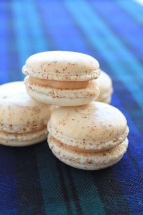 「塩キャラメルのマカロン」もそ | お菓子・パンのレシピや作り方【corecle*コレクル】