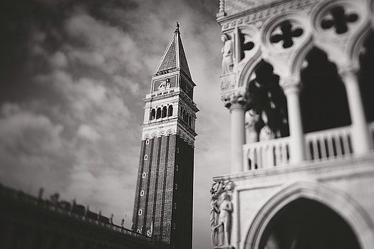 Alessandro Chiarini - View of Venice Italy 3