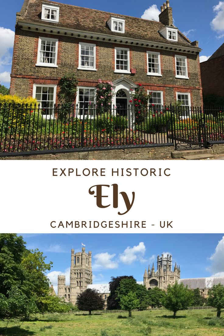 The historic city of Ely, Cambridgeshire lies just north of Cambridge and within easy reach of London and the Norfolk coast. Why should you visit? United Kingdom travel | England travel |