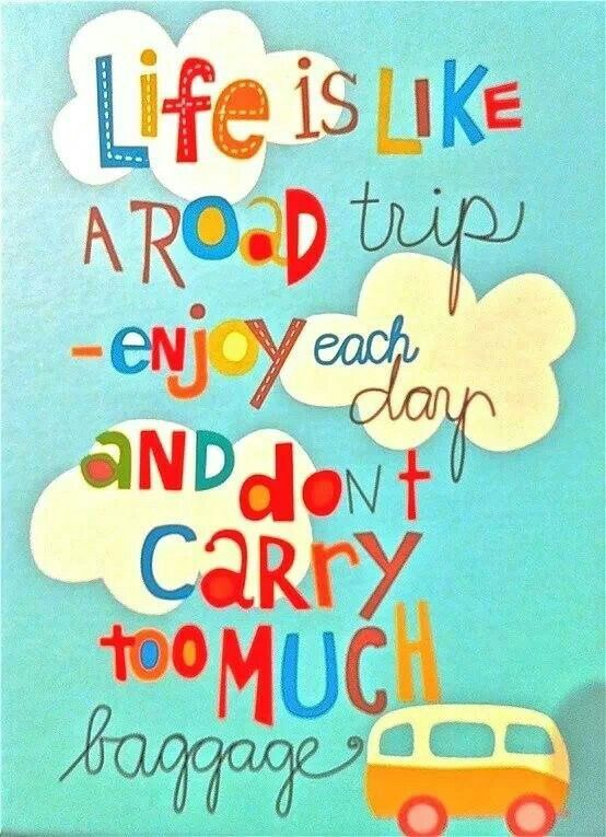 Enjoy each day...