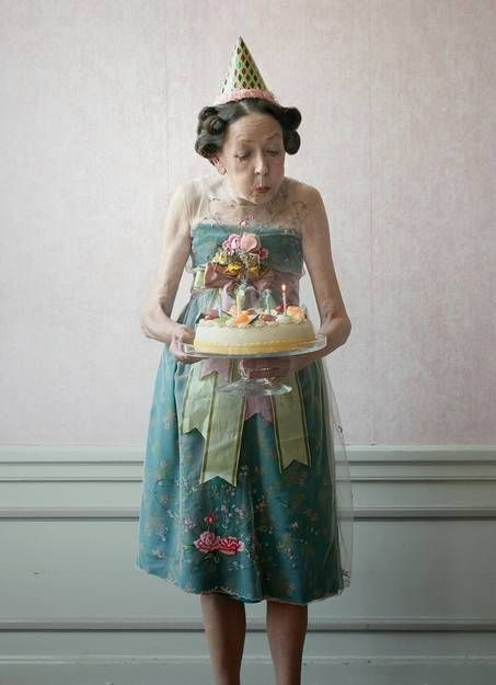Happy birthday! #aging