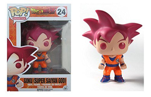 Funko Pop! Dragon Ball Z - Super Sayan God Goku