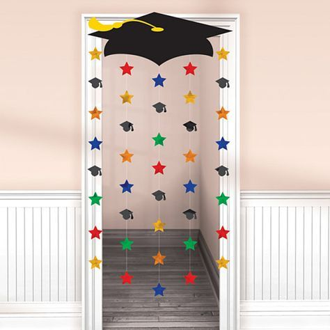 Result of the child graduation decoration picture
