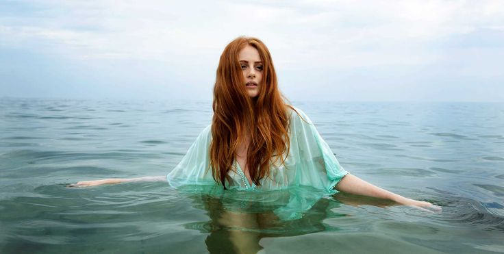 Brian Dowling Travels Around The World To Capture The Stunning Beauty Of Redheads