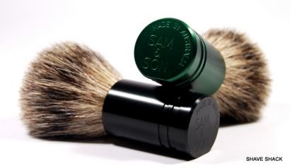 What more could you ask for, Australia Made better still Queensland Made shave brushes.