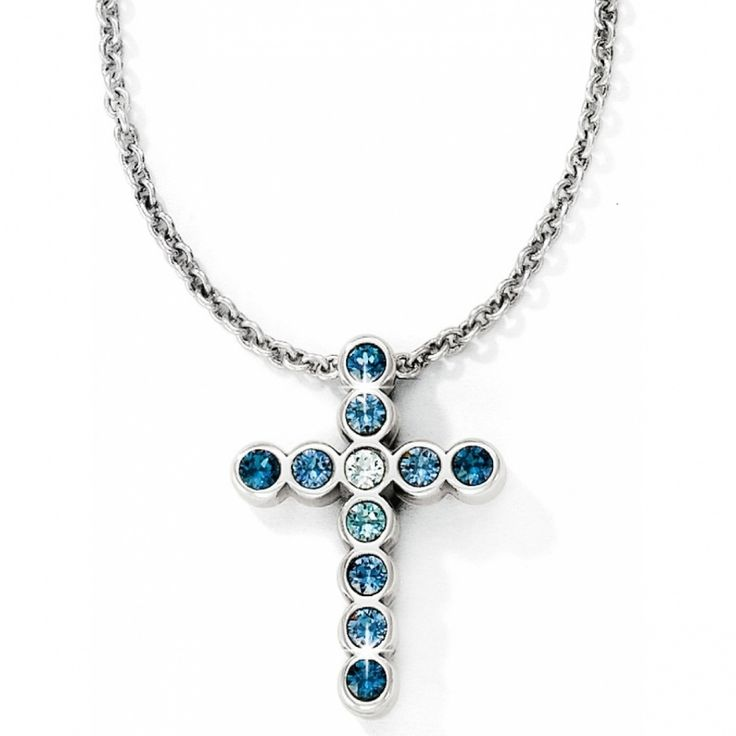 U R Loved Cross Necklace from Brighton ~ My gift for Mother's Day!