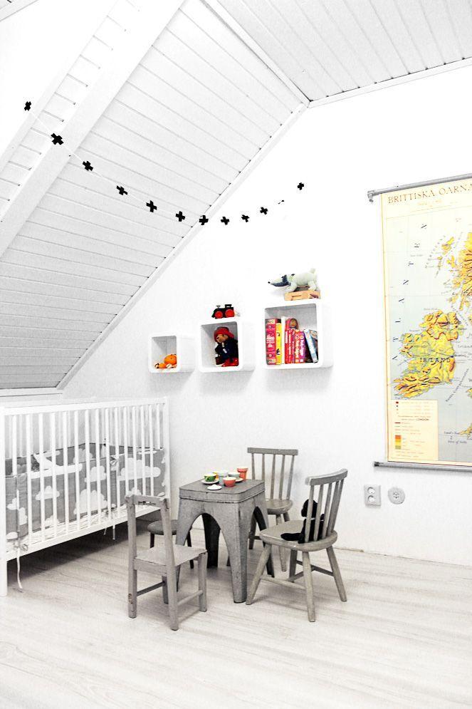 #baby #room #nursery #crib