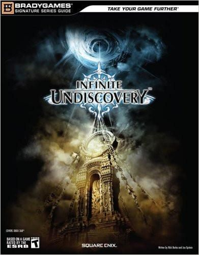 INFINITE UNDISCOVERY Signature Series Guide (Bradygames Signature Guides) Paperback