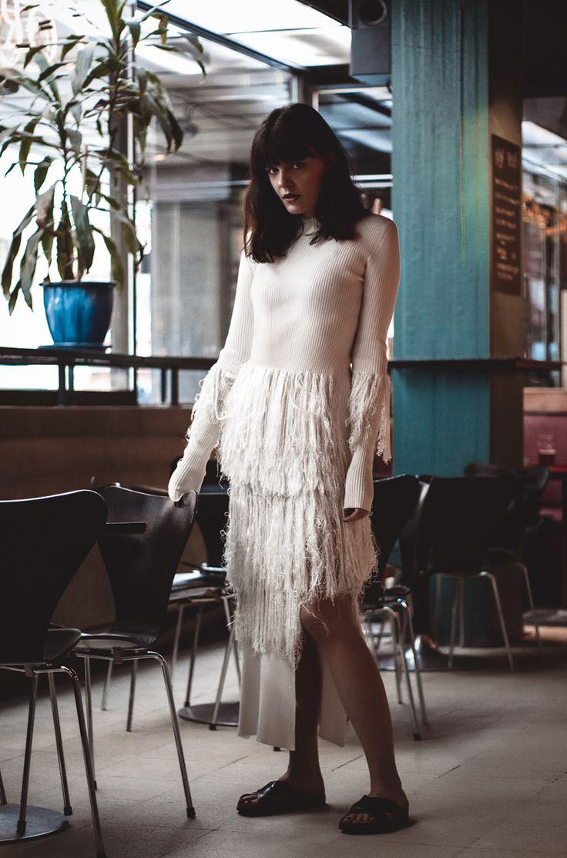 Finnish fashion: Juslin Maunula / fashion worries