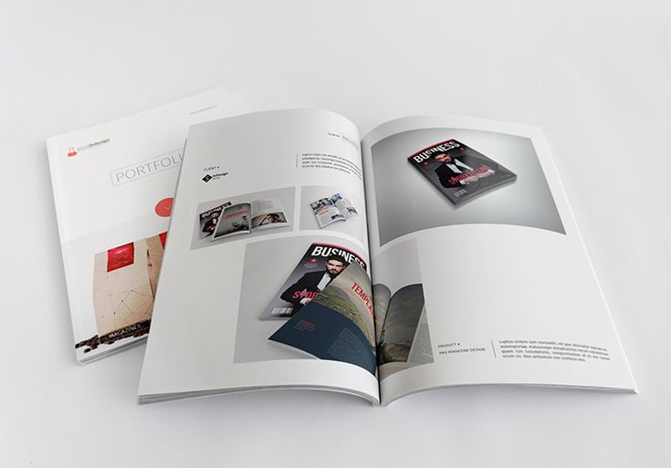 free catalog template - clean product catalog template free indesign templates