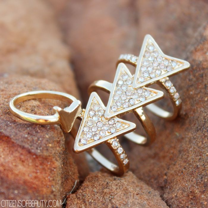 71 best WEAR - Rings images on Pinterest | Leaf ring, Rings and ...