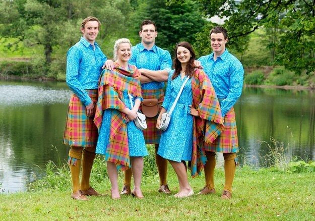 So Scotland has unveiled its parade uniform for the Commonwealth Games opening ceremony in Glasgow later this month. | People Are Really Unhappy With Scotland's Commonwealth Games Kit