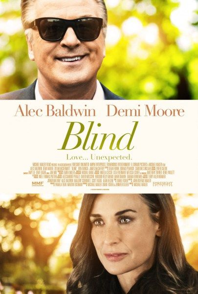 Blind Movie starring Alec Baldwin and Demi Moore