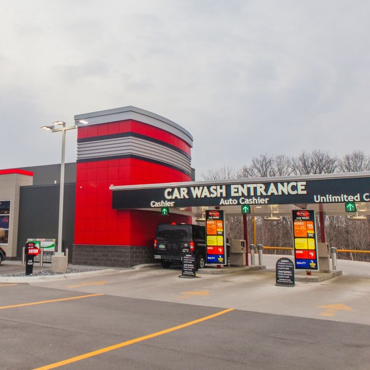 23 Lanes Based on Design Car wash systems, Car wash