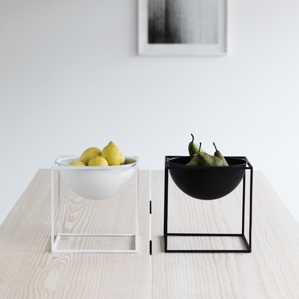 The Kubus Bowl Is Based On Original Sketches By Mogens Lassen And Features Elements Evocative