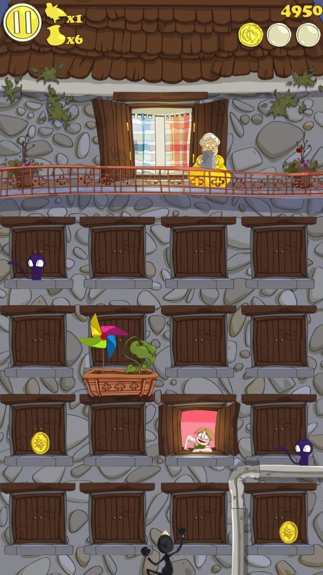 Un'anticipazione dal prossimo aggiornamento di @GrannyandThief  by @Ariannanet #videogioco #iOS #iPhone