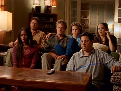 Finally finished Felicity, I miss the old gang already...