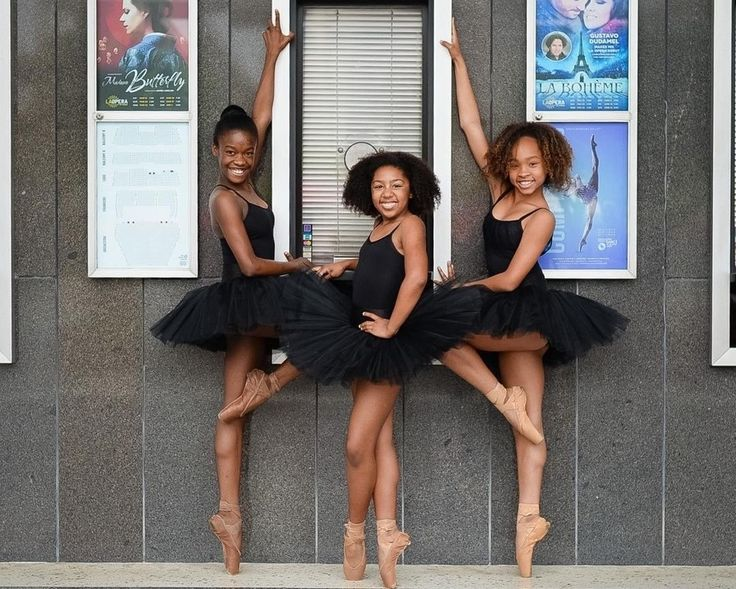 TaKiyah Wallace founded Brown Girls Do Ballet in 2012 to offer support and resources to young Ball...