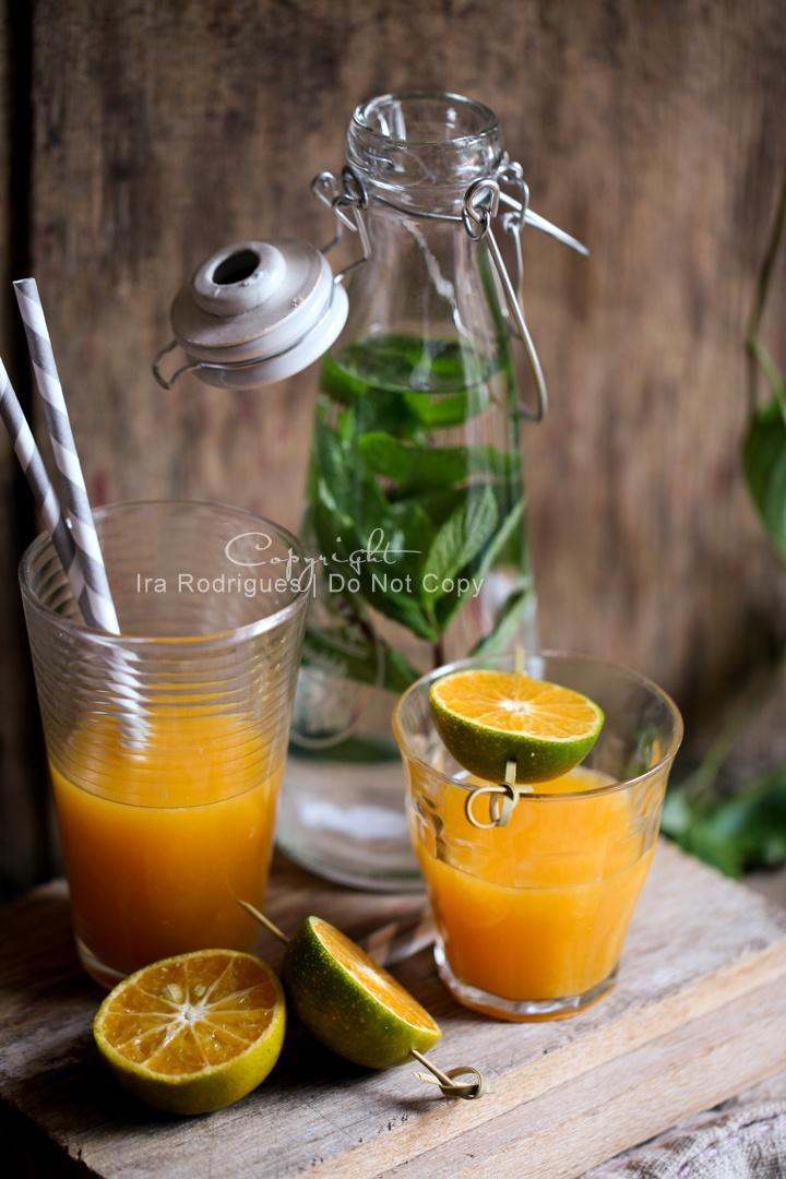 Indonesian Tangerine