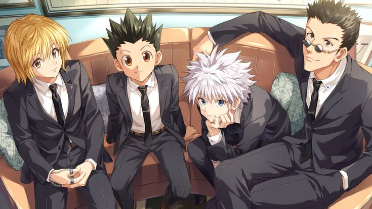 『HxH Boyfriend Scenarios』 | Hunter x hunter, Hunter anime