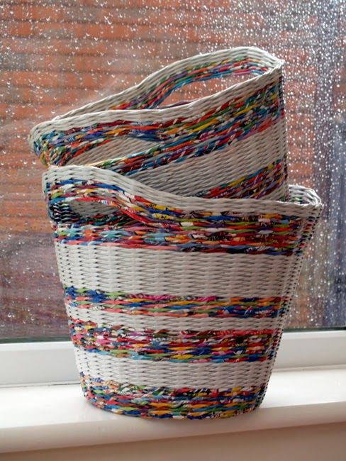 Basket Weaving Hobby Lobby : Best images about craft ideas paper weaving on