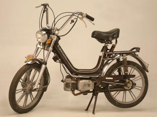 Vintage Italian Negrini Harvard Moped w/Original Franco Morini Motor   Price:   $3,500.00