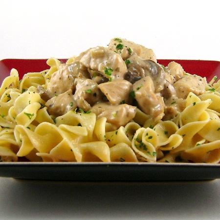Chicken Stroganoff | Sustenance | Pinterest
