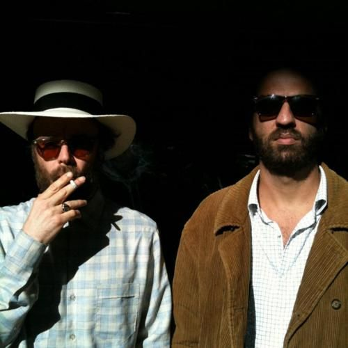 Rodrigo Amarante e Marcelo Camelo, Los Hermanos por Caroline Bittencourt.