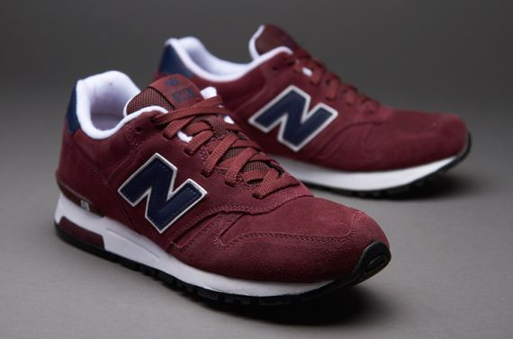 burgundy new balance mens