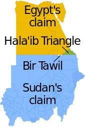 Bir Tawil - Wikipedia, the free encyclopedia / Princess Emily