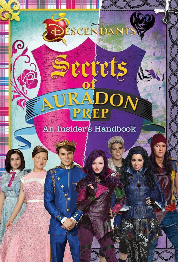 Disney-descendants-secrets-of-auradon-prep-9780794434977 ...