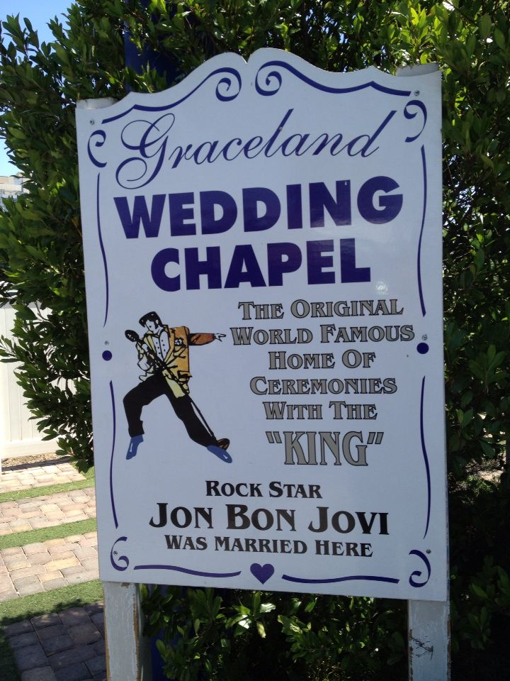 the las vegas wedding chapel where my brother and sister in law were married - Renouvellement Voeux Mariage Las Vegas