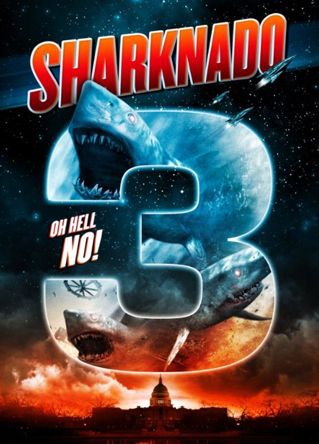 Play Our Sharknado 3: Oh Hell No Drinking Game and Try to Stay Alive | E! Online Mobile