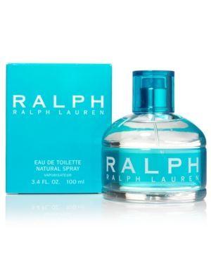 Ralph by Polo Ralph Lauren Eau de Toilette Spray, 3.4 oz