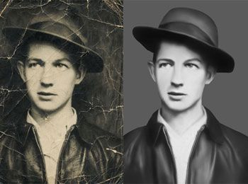 Photo Retouching Services and Photo Restoration Services by PhotoEditingIndia.com