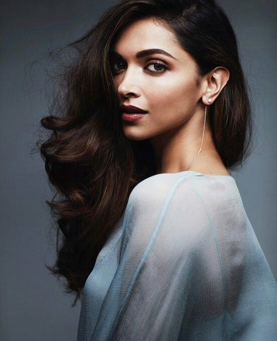 Deepika Padukone for Vogue