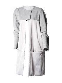 #BoutiqueLaMode.com #płaszcz #magdahasiak #nacomaszochote
