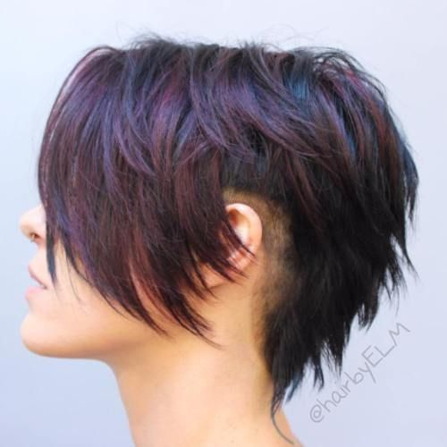 Pixie Haircuts for Thick Hair – 40 Ideas of Ideal Short Haircuts Live this color!