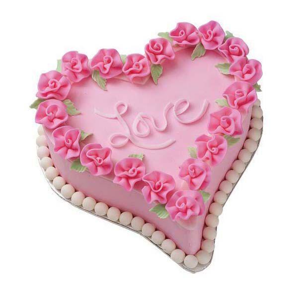 80 best DÍA DE AMOR Y LA AMISTAD images on Pinterest | Heart cakes ...