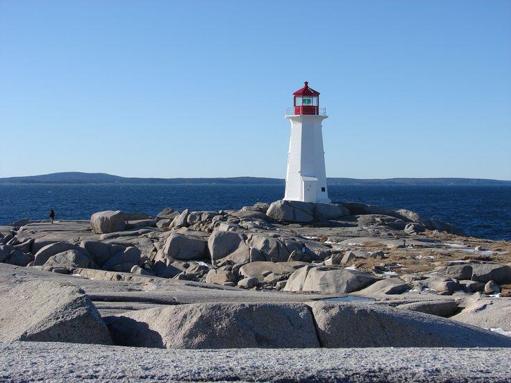Lighthouse, Peggy's Cove, NS.