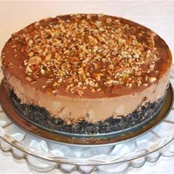 Chocolate Turtle Cheesecake I | Recipe