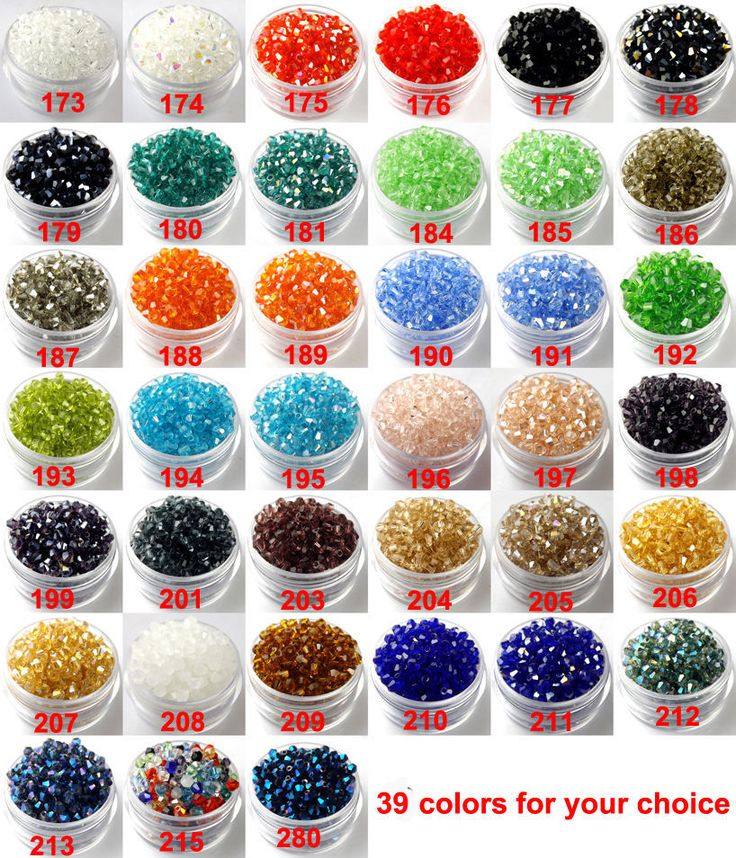 3mm 100pcs AAA Bicone Upscale Austrian crystals beads //Price: $6.99 & FREE Shipping //     #hashtag4